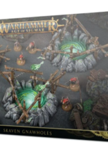 Games-Workshop Skaven Gnawholes