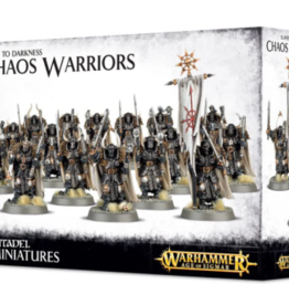 Games-Workshop Chaos Warriors