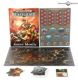 Games-Workshop Warhammer Underworlds: Beastgrave – Arena Mortis