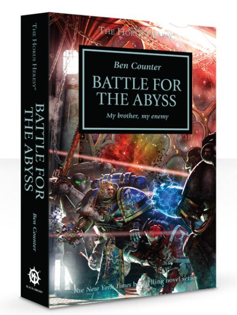Black Library Horus Heresy: Battle For The Abyss