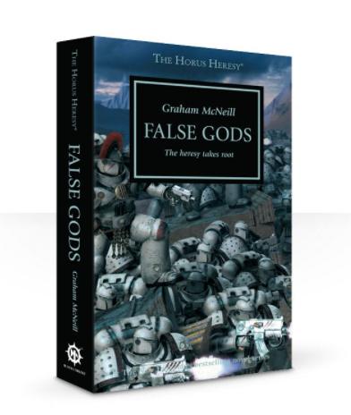 Black Library Horus Heresy: False Gods