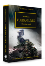 Black Library Horus Heresy: Vulkan Lives