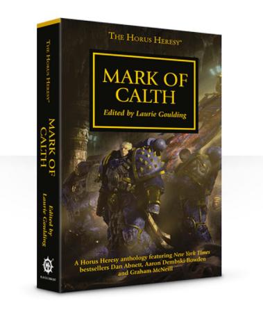 Black Library Horus Heresy: Mark Of Calth