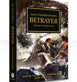 Black Library Horus Heresy: Betrayer
