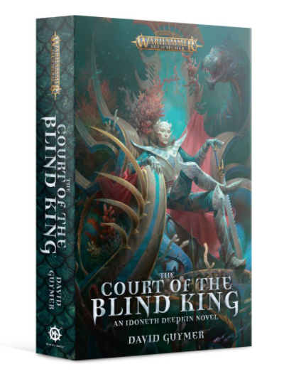 Black Library The Court Of The Blind King