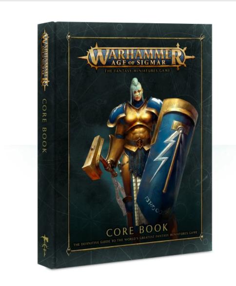 Games-Workshop Warhammer: Age Of Sigmar Core Book (Eng)