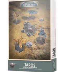Games-Workshop Aeronautica Imperialis: Area Of Engagement: Taros