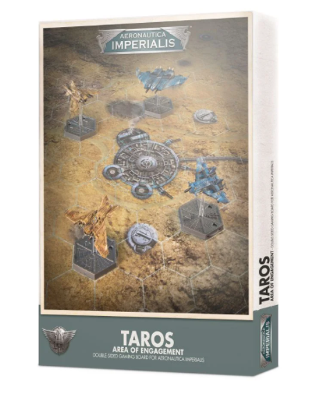 Games-Workshop Aeronautica Imperialis: Area Of Engagement: Taros