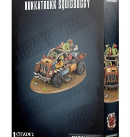 Games-Workshop Orks Rukkatrukk Squigbuggy