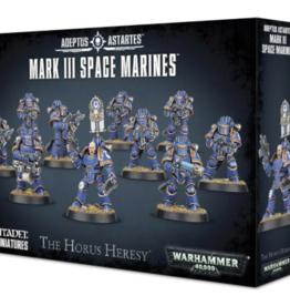 Games-Workshop Mark Iii Space Marines