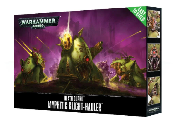 Games-Workshop Etb Death Guard Myphitic Blight-Hauler