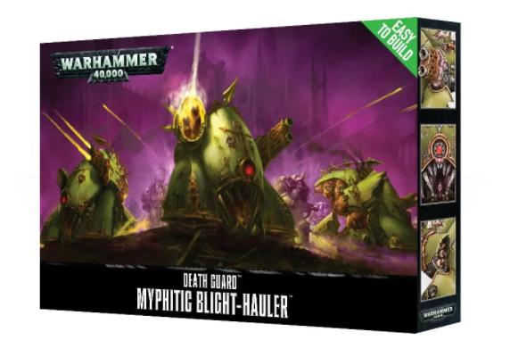Games-Workshop Etb Death Guard Myphitic Blight-Hauler