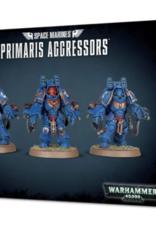 Games-Workshop Space Marines Primaris  Aggressors