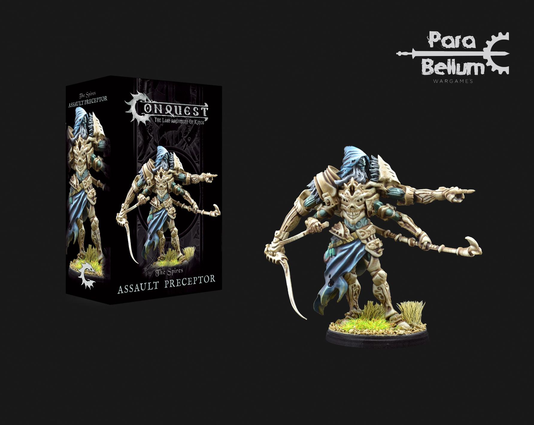 Para Bellum Spires: Assault Preceptor