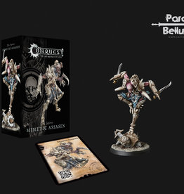 Para Bellum Spires: Mimetic Assassin