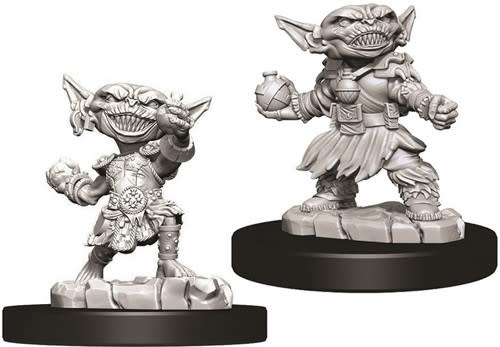 WizKids Pathfinder Minis: Deep Cuts Wave 9- Female Goblin Alchemist