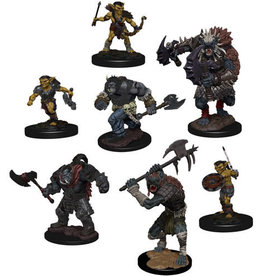 WizKids D&D Icons of the Realms: Village Raiders Monster Pack