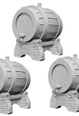 WizKids Wizkids Minis: Deep Cuts Wave 2- Keg Barrels