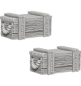 WizKids Wizkids Minis: Deep Cuts Wave 4- Crates
