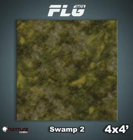 Frontline-Gaming FLG Mats: Swamp 2 4x4'