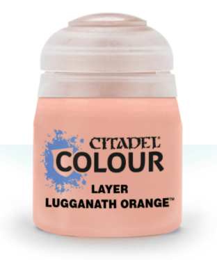 Games-Workshop Layer: Lugganath Orange (12Ml)