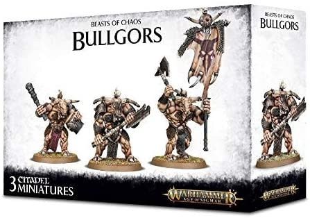 Frontline-Gaming Beasts of Chaos Bullgors