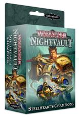 Games-Workshop Warhammer Underworlds: Steelhearts Champions (Eng)
