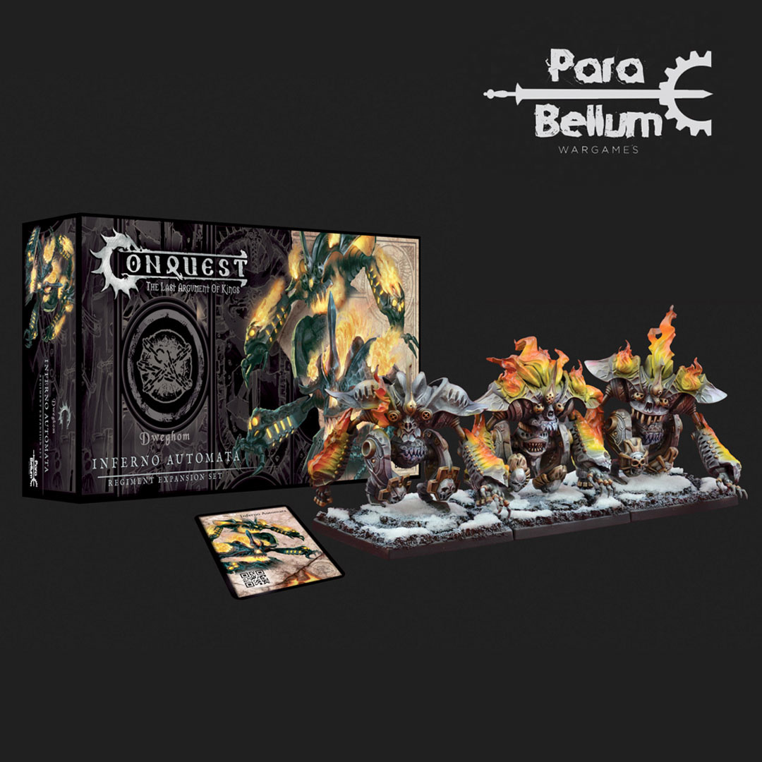 Para Bellum Dweghom: Inferno Automata