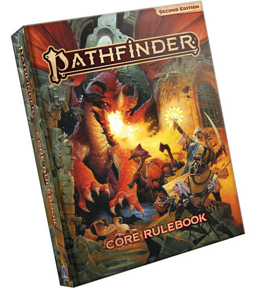 Pathfinder Pathfinder, Second Edition Core Rulebook