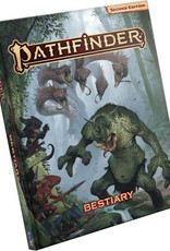 Pathfinder Pathfinder, Second Edition Bestiary