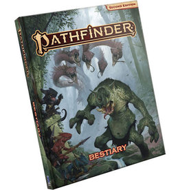Pathfinder Pathfinder, Second Edition Bestiary
