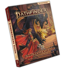 Pathfinder Pathfinder, Second Edition Gamemastery Guide