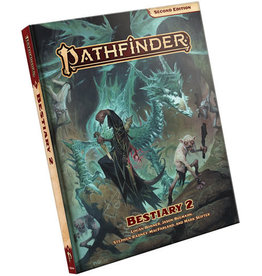 Pathfinder Pathfinder, Second Edition Bestiary 2