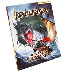 Pathfinder Pathfinder, Second Edition Advanced Player's Guide