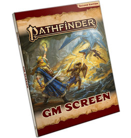 Pathfinder Pathfinder, Second Edition GM Screen