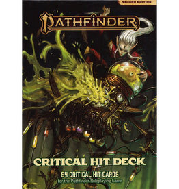 Pathfinder Pathfinder, Second Edition Critical Hit Deck