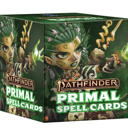 Pathfinder Pathfinder, Second Edition Spell Cards- Primal