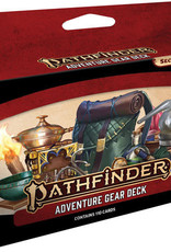 Pathfinder Pathfinder, Second Edition Adventure Gear Deck