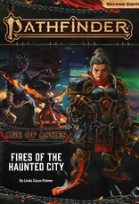 Pathfinder Pathfinder, Second Edition Adventure Path- Fires of the Haunted City (Age of Ashes 4 of 6)