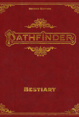 Pathfinder Pathfinder, Second Edition Bestiary, Special Edition
