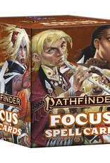 Pathfinder Pathfinder, Second Edition Spell Cards- Focus