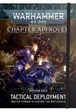 Games-Workshop Chapter Approved: Tactical Deployment Mission Pack