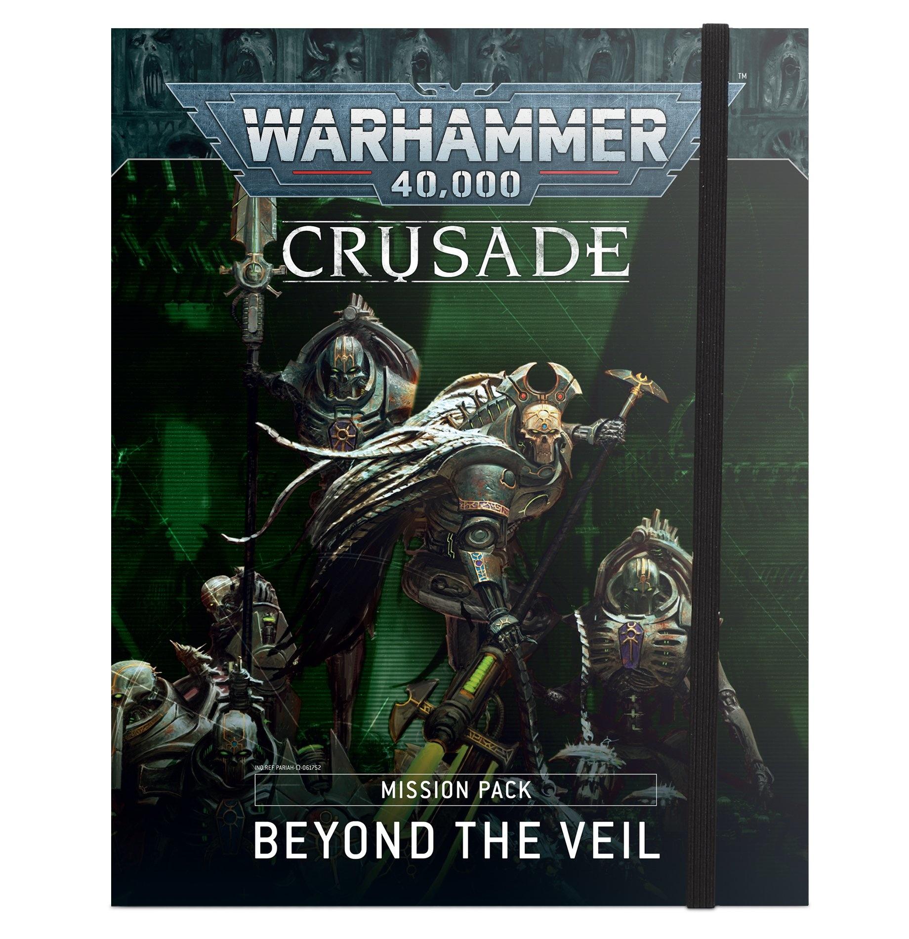 Games-Workshop Crusade: Beyond the Veil Mission Pack