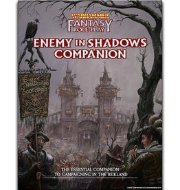 Cubicle 7 Warhammer Fantasy Roleplay, 4th Edition: Enemy in Shadows Companion