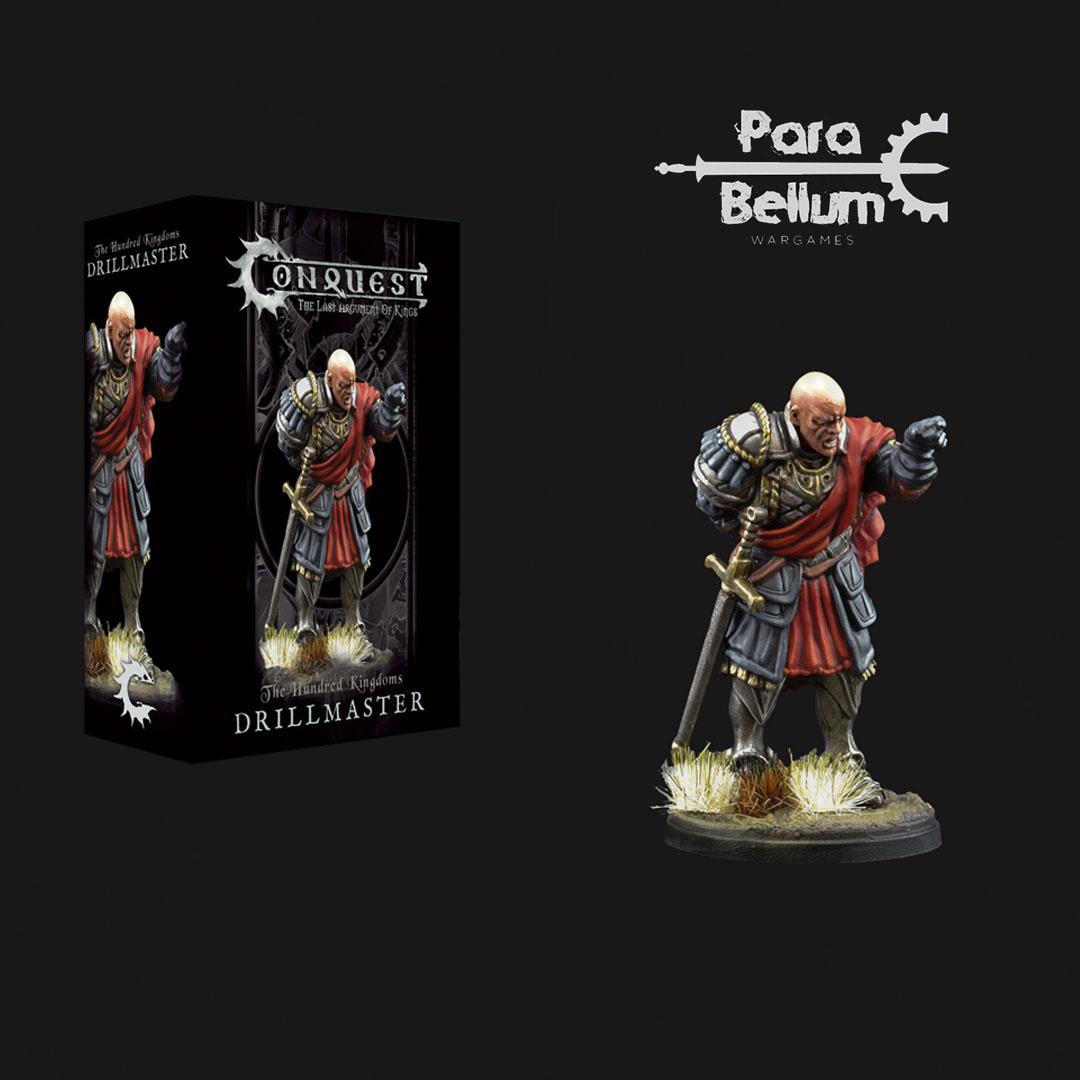 Para Bellum Hundred Kingdoms: Drillmaster