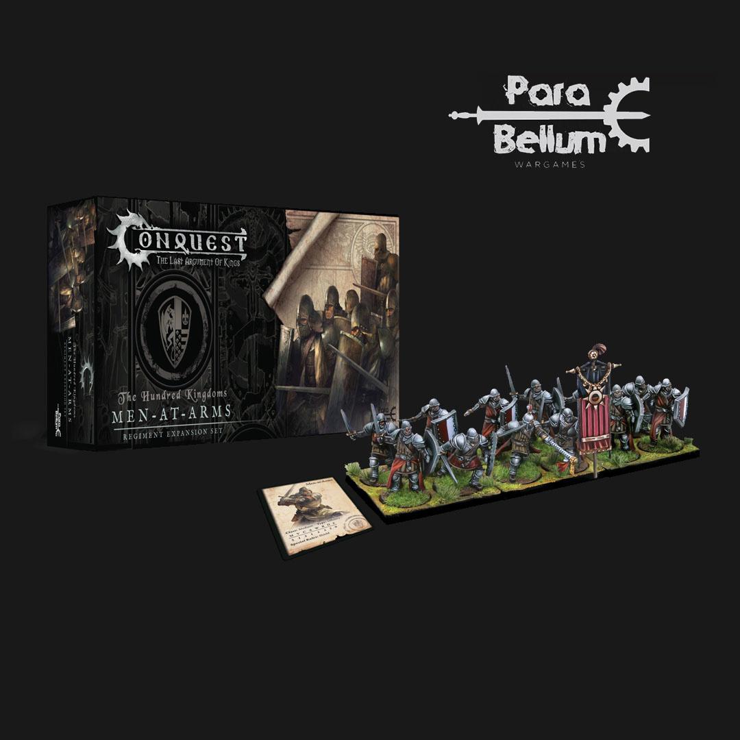 Para Bellum Hundred Kingdoms: Men-at-Arms