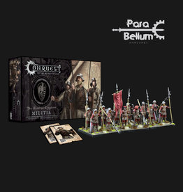 Para Bellum Hundred Kingdoms: Militia