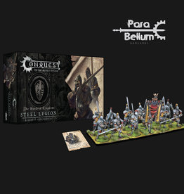 Para Bellum Hundred Kingdoms: Steel Legion