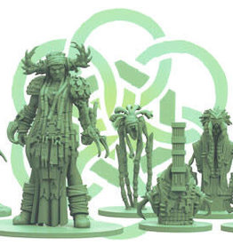 Steamforged Games Godtear: Rattlebone, Prophet of the Ascended Past