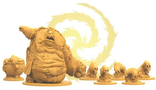 Steamforged Games Godtear: Grimgut, the Vile